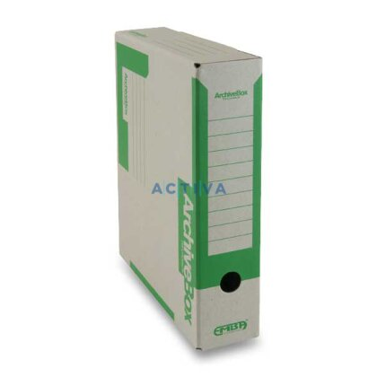 Obrázek produktu EMBA Archiv box Colour  - archivační box - 75 mm, zelený