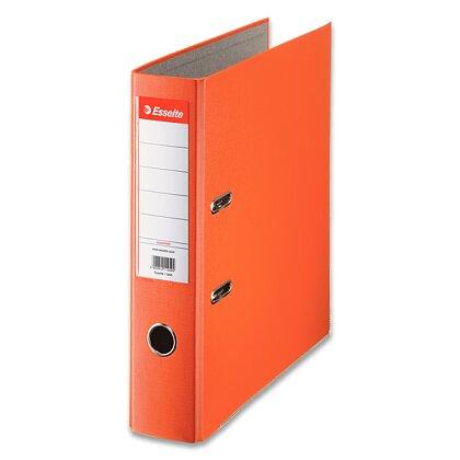 Obrázek produktu Esselte Economy - pákový pořadač - 75 mm, oranžový