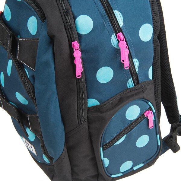 Studentský batoh OXY Style - Dots 63354aabf7