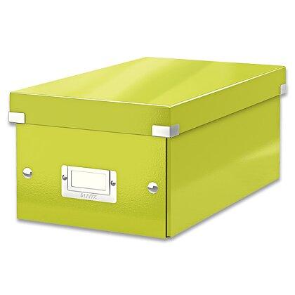 Obrázek produktu Leitz Click & Store - box na DVD - zelený