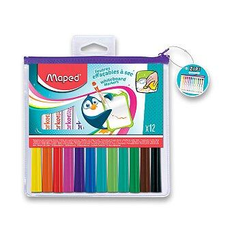 Obrázek produktu Popisovač Maped WB Fun Colours - 12 barev