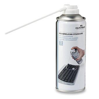 Obrázek produktu Stlačený plyn Durable PowerClean Standard - 400 ml
