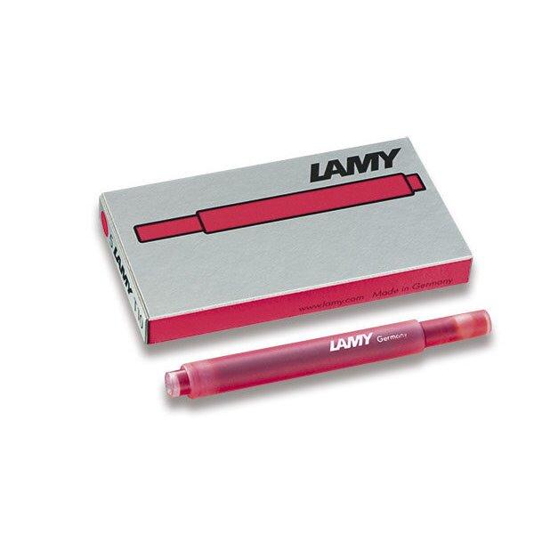 Lamy inkoustové bombičky T10 Neon Coral