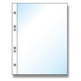 Obrázek produktu Zakládací obal Economy U A5, 100 ks - transparentní, matný