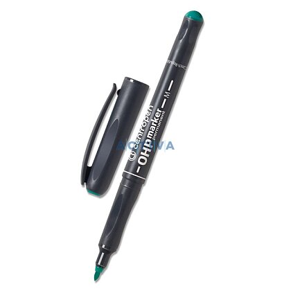 Obrázek produktu Centropen OHP 2637 - permanentní popisovač - zelený