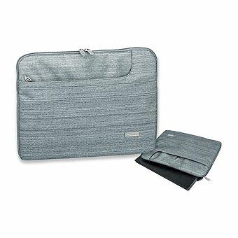 Obrázek produktu SANTINI BELUGA - polyesterové pouzdro na notebook, 600D, šedá
