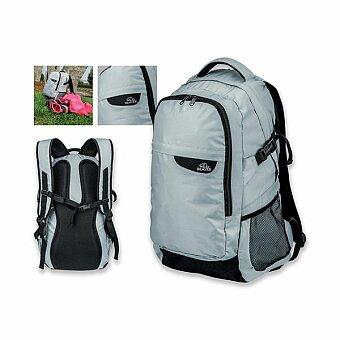 Obrázek produktu BEAVER PONTE - polyesterový batoh, 600D, šedá