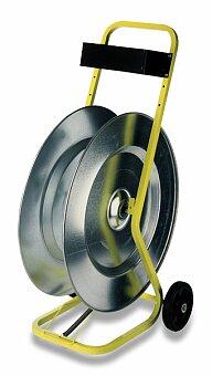 Obrázek produktu Pojízdný odvíječ pásky se zásobníkem na sponky