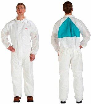 Obrázek produktu Ochranný oděv 3M 4520 - typ 5/6, velikost XXL