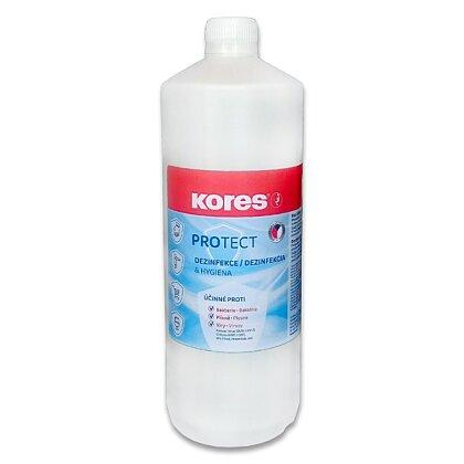 Obrázek produktu Kores - dezinfekce na ruce - vůně Aloe Vera, 1 l