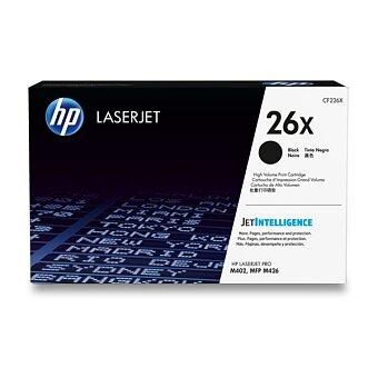 Obrázek produktu Toner HP CF226X č. 26X pro laserové tiskárny - black (černý)