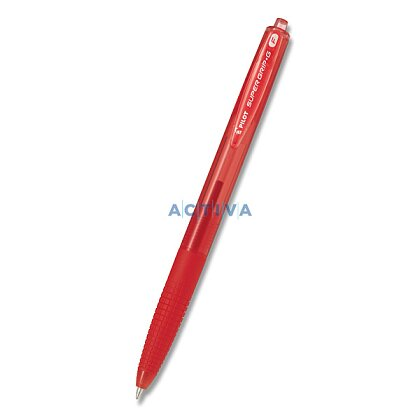 Obrázek produktu Pilot Super Grip G - kuličková tužka - červená