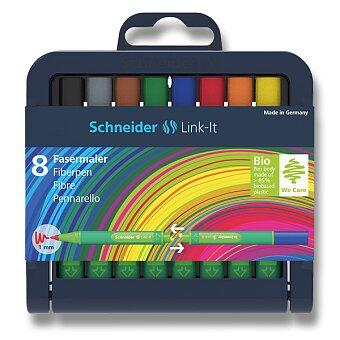 Obrázek produktu Popisovač Schneider Link-It - sada 8 barev