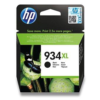 Obrázek produktu Cartridge HP C2P23A č. 934XL pro inkoustové tiskárny - black (černá)