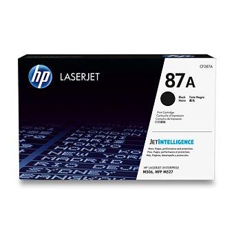 Obrázek produktu Toner HP CF287A č. 87A pro laserové tiskárny - black (černá)