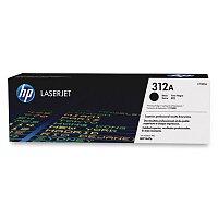 Toner HP CF380A č. 312A pro laserové tiskárny