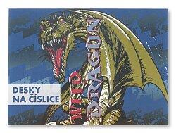 Desky na číslice Wild Dragon