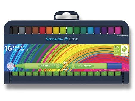Obrázek produktu Liner Schneider Link-It - sada 16 barev