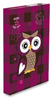 Obrázek produktu Box na sešity The Owl Olivia - A5