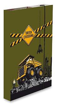 Obrázek produktu Box na sešity Truck Crossing - A5
