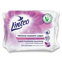Vlhčený toaletní papír Linteo