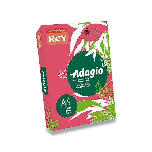 Barevný papír Rey Adagio fuchsia
