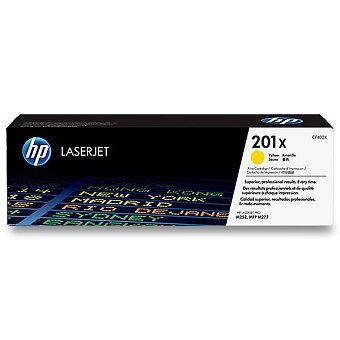 Obrázek produktu Toner HP CF402X pro laserové tiskárny - yellow (žlutý)