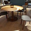 Zeitraum židle Zenso americký ořech, látka Canvas 154