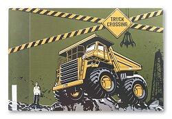 Podložka na stůl Truck Crossing
