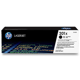 Obrázek produktu Toner HP CF400X pro laserové tiskárny - black (černý)
