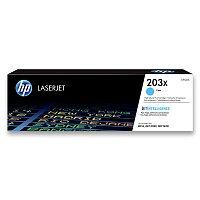Toner HP CF541X č. 203X pro laserové tiskárny