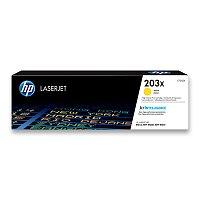 Toner HP CF542X č. 203X pro laserové tiskárny