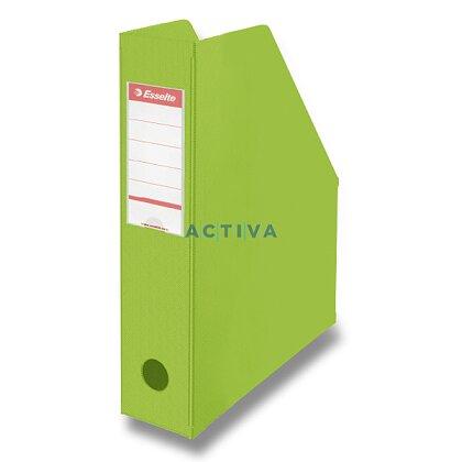 Obrázek produktu Esselte Vivida - plastový  stojan na katalogy - zelený