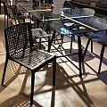 Desalto židle 288 černá matná