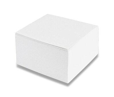Obrázek produktu Poznámkový bloček - lepený - 90 × 90 × 50 mm, 500 listů