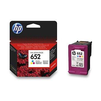 Obrázek produktu Cartridge HP F6V24A pro inkoustové tiskárny - color (tříbarevná)