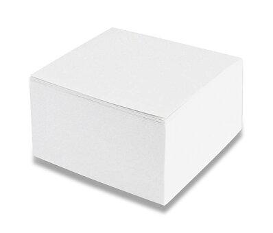 Obrázek produktu Poznámkový bloček - nelepený - 90 × 90 × 50 mm, 500 listů