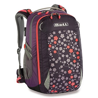 Obrázek produktu Školní batoh Boll Smart Artwork Collection 22 l puple flowers