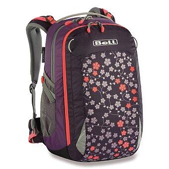 Obrázek produktu Školní batoh Boll Smart Artwork 24 Flowers - purple