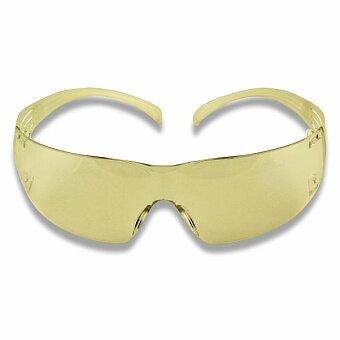 Obrázek produktu Ochranné brýle 3M SecureFit SF203 - žlutý zorník