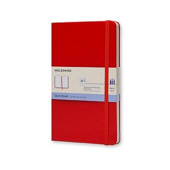 Obrázek produktu Skicář Moleskine - tvrdé desky - L, výběr barev