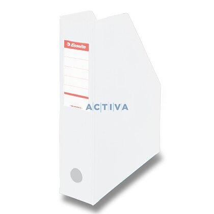 Obrázek produktu Esselte Vivida - plastový stojan na katalogy - bílý