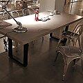 Tolix židle A surová lakovaná ocel Brilliant