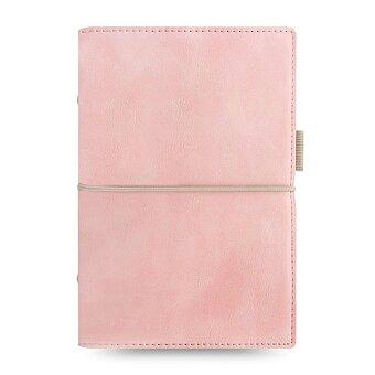 Obrázek produktu Osobní diář Filofax Domino Soft A6 - pastelově růžová