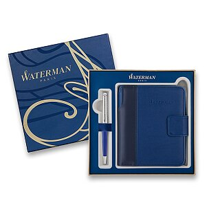 Waterman Hémisphère DeLuxe Blue Wave
