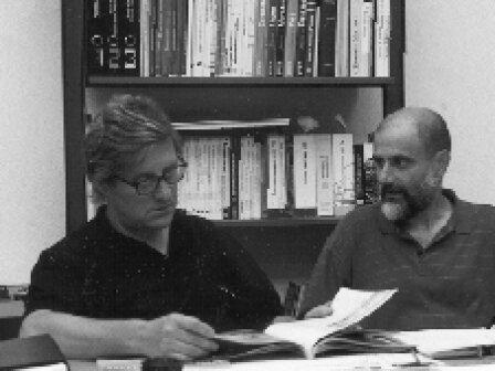 Flavio Caronni & Donato Bonanomi