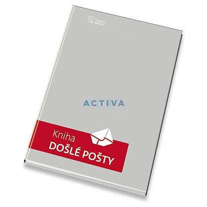 Obrázek produktu Papírny Brno - kniha došlé pošty - A4, 100 listů