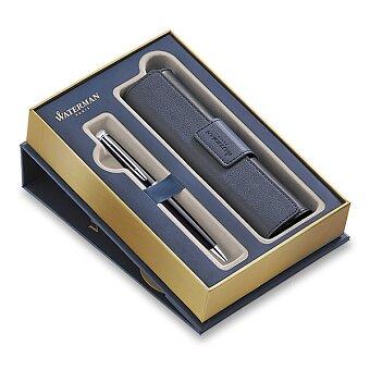 Obrázek produktu Waterman Hémisphère Black Lacquer CT - kuličková tužka, dárková sada s pouzdrem