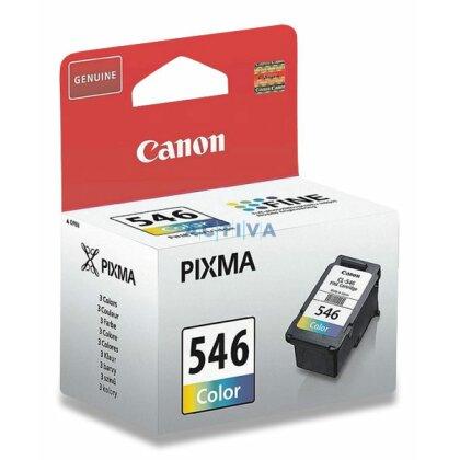 Obrázek produktu Canon - cartridge CL-546XL, color (barevná) pro inkoustové tiskárny