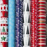 Dárkový balicí papír Alliance Christmas